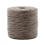 Fil Nylon S-Lon 0.6mm taupe