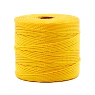 Fil Nylon S-Lon 0.6mm jaune tournesol