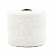 Fil Nylon S-Lon 0.6mm blanc