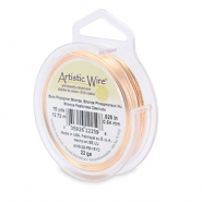 22 Gauge Artistic Wire bronze phosphore