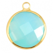 Crystal Glass Pendentifs en verre Crystal Glass