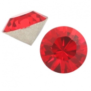 Swarovski Elements différentes formes SS45 chaton (10mm) Light siam red