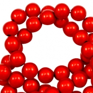 Perles Miracle 3D 4mm rouge aurore